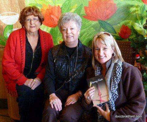 Cindy Bradford friends