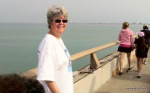 Cindy Bradford Queen Isabella Causeway Walk
